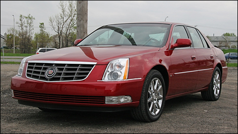 2000-2006 Cadillac Deville
