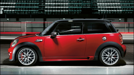 mini fera de john cooper works une marque part enti re nouvelles auto123. Black Bedroom Furniture Sets. Home Design Ideas
