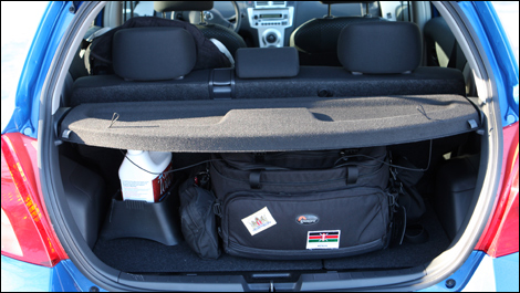 toyota yaris hatchback le 5 portes 2008 essai routier nouvelles auto123. Black Bedroom Furniture Sets. Home Design Ideas