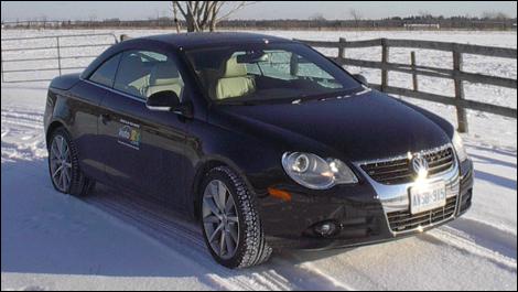 VW Eos 2.0T