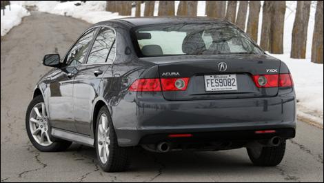 Acura  2008 on Acura Tsx 06