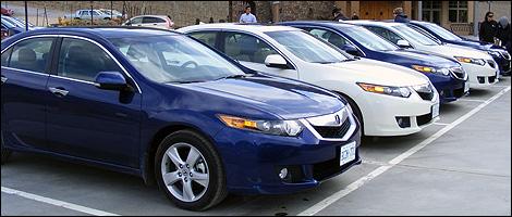 Acura  on Acura Tsx 2009   Premi  Res Impressions