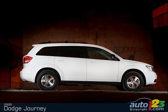 Dodge Journey SE 2009 : essai routier (vidéo): Galerie photos ...