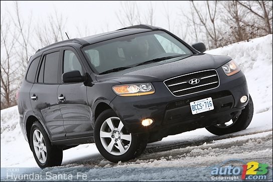 Hyundai Santa Fe 2010 Pictures and Photos