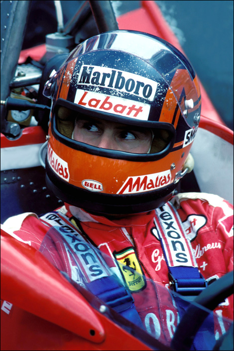 May 8 1982 The Fatal Accident Of Gilles Villeneuve