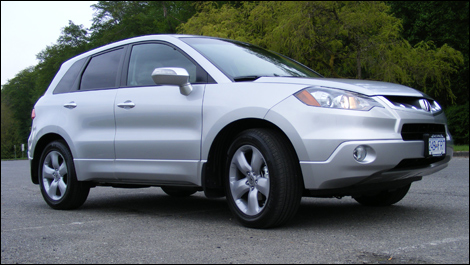 Acura  Reviews on 2008 Acura Rdx Technology Review Editor S Review   Page 1   Auto123