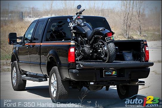 2008 Ford F350 Harley Davidson Crew Cab Super Duty News >> 2008 Ford f350 harley davidson review