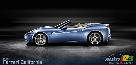 2009 Ferrari California. More pictures of 2009 Ferrari