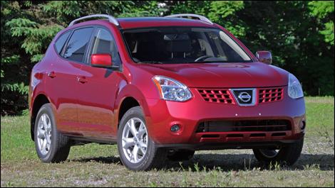 2008 Nissan Rogue. 2008 Nissan Rogue SL AWD