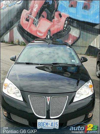 2008 Pontiac G6 GXP Sedan Review: Photo Gallery | Auto123.com