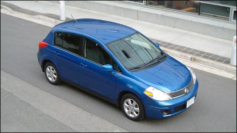 nissan versa 2008. 2008 Nissan Versa 1.8 SL