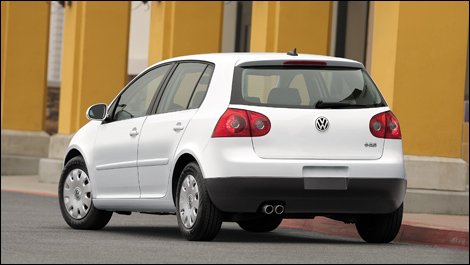 2008 Volkswagen Rabbit 2.5 5-Door Review Editor's Review | Page 1 ...