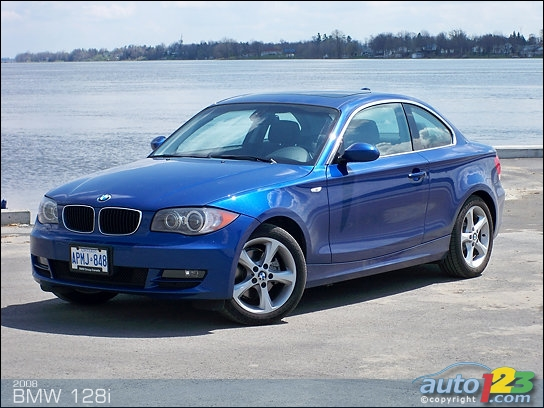 Bmw 128i Coupe Black. BMW 128i Coupe vs Audi A3 2.0T
