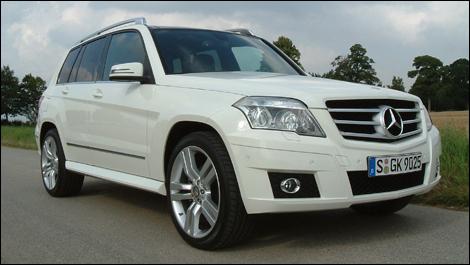 Mercedes Benz Glk 350 Reliability