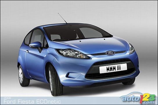 Ford Fiesta Rs 2009. Introducing the Ford Fiesta