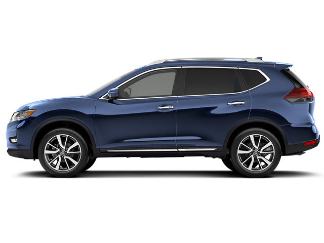 Build 2018 Nissan Rogue Sv Awd Price And Options Brampton