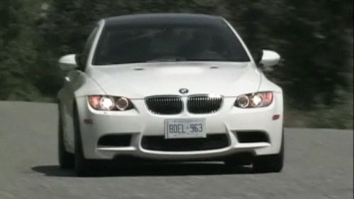 2008 BMW M3 Coupe Video Review