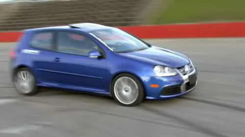 2008 Volkswagen R32 Video Review