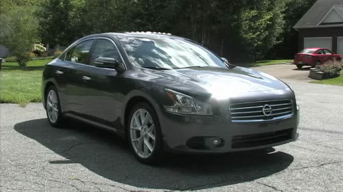 2009 Nissan Maxima 3.5 SV Premium Video Review