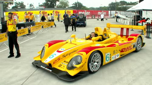 The ultimate Porsche: the Team Penske RS Spyder Video