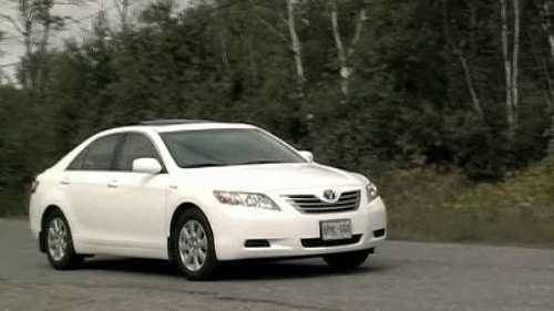 2009 Toyota Camry Hybrid Video Review