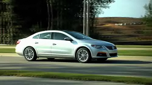 2009 Volkswagen Passat CC  First Impressions Video