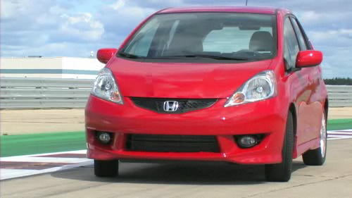 2009 Honda Fit  First Impressions Video
