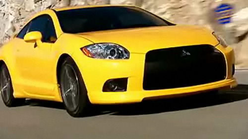 2009 Mitsubishi Eclipse   First Impressions Video Video