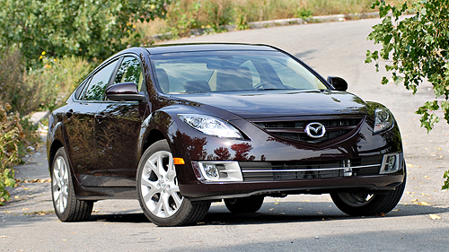 2009 Mazda 6 GT-V6 Video Review