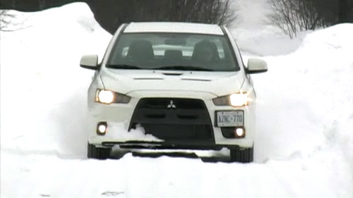 2008 Mitsubishi Lancer Evolution GSR Video Review