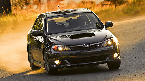 2009 Subaru Impreza WRX265  First Impressions Video
