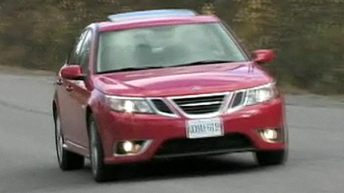 2008 Saab 9-3 Aero XWD Video Video Review