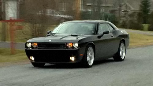 2009 Dodge Challenger SRT8 Video Review