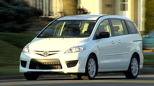 2009 Mazda5 GS Video Review
