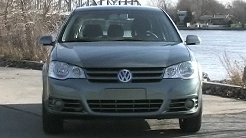 2009 Volkswagen City Golf Video Review