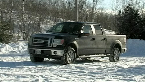 2009 Ford F-150 Lariat Super Crew 4x4 Video Review