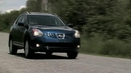 2009 Nissan Rogue Video Review
