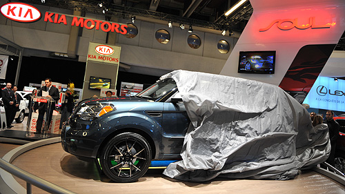 Preview of the Montreal International Auto Show Video