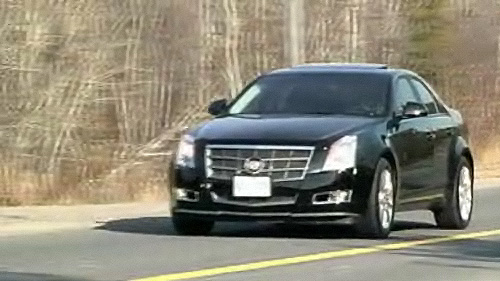 2008 Cadillac CTS SFI Video Review