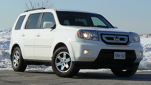 2009 Honda Pilot Touring Video Review