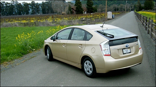 2010 Toyota Prius Video Preview