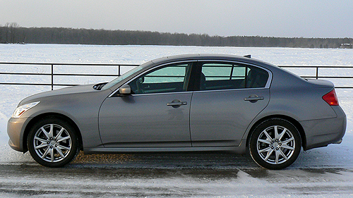 2009 Infiniti G37x Sport Video Review