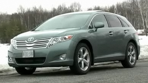2009 Toyota Venza V6 AWD Video Review