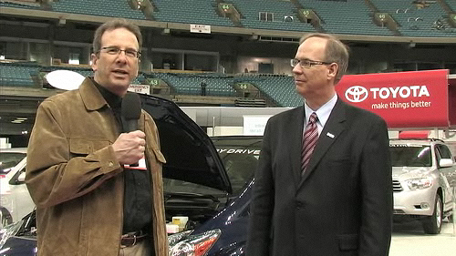Interview With Stephen Beatty, Managing Director of Toyota Canada Inc. Video