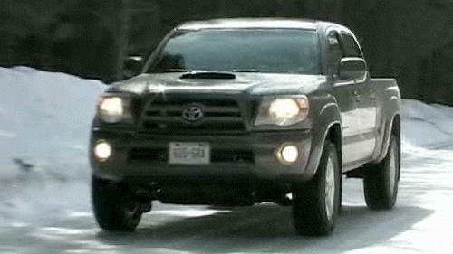 2009 Toyota Tacoma V6 TRD Sport Video Review