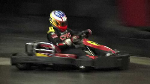 Karting: Video of the Race of Champions Pole-Position Speed HD Video