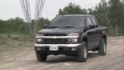 2009 Chevrolet Colorado 4x4 LT Crew Cab Video Review