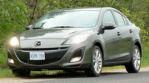 2010 Mazda 3 GT Video Review