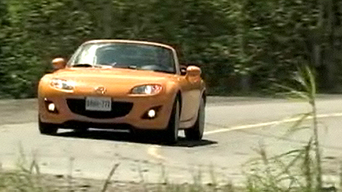 2009 Mazda MX-5 GT PRHT Video Review