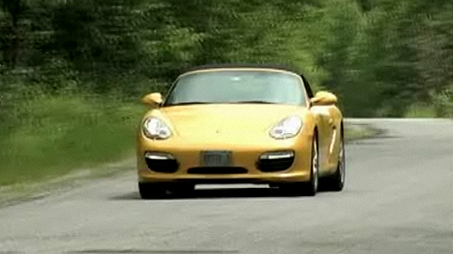 2009 Porsche Boxster S Video Review